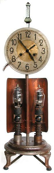 Gallery - Klockwerks steampunk clocks by Roger Wood
