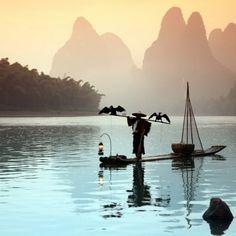 Au pays des dragons - Voyage en Chine en famille. Marcher sur la grande muraille de Chine, entrer dans la cité interdite, voir les montagnes en pain de sucre de Guilin...
