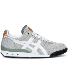 Since the early 1980s, the Asics Ultimate 81 have been a popular casual shoe thanks to their style, comfort, and durable construction. With a rubber outsole that grips pavement and the breathable fabr