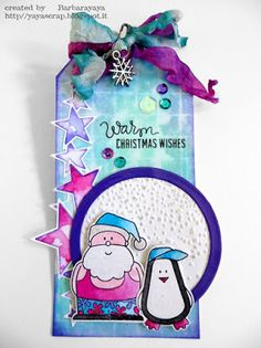25 Days of Christmas Tags - Day 3