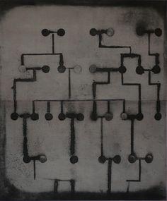 Tomasz Daniec ~ Eugenics | aquatint
