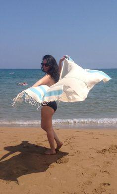 Premium Turkish Towel, Peshtemal, Bath and and Body, Hammam, for him, Bridesmaids gift, Wedding, Ecofriendly, Mother's day, spa, yoga,Aqua