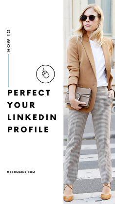 Tips for having a better LinkedIn profile