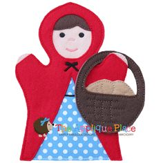 Little Red Riding Hood Puppet