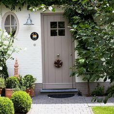 front door in farrow and ball cook s blue farrow and ball have rh pinterest com cottage exterior doors for sale wooden cottage exterior doors