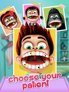 The dentist-office is not as scary as it seems to be for the children! 4 adorable patients of the teeth doctor will show it to the kids. Plenty of colorful medical tools to play are so much fun! You have never been to such an amusing dentist's office! Bri http://reviewscircle.com/health-fitness/dental-health/natural-teeth-whitening/
