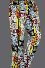Comic Chefs Pants