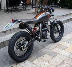 Xt 600 Scrambler, Scrambler Custom, Custom Motorcycles, Custom Bikes, Honda Scrambler, Tracker Motorcycle, Scooter Motorcycle, Cafe Racer Motorcycle, Cg 125 Cafe Racer