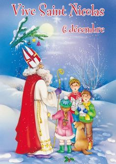 Carte saint nicolas imprimer carterie bilitis pinterest saints articles and html - Carte de st nicolas a imprimer ...
