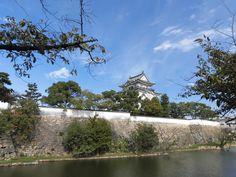 岸和田城(千亀利城) 2015.10.15