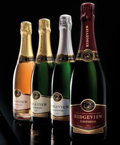 Gamme Ridgeview - English Sparkling Wine