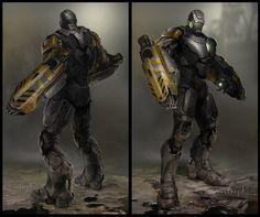Iron Man 3 - Mark #25 - Thumper