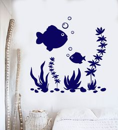 Our vinyl stickers are unique and one of a kind! Every sticker we sell is made per order and cut in house! We make our wall decals using superior quality interior and exterior glossy, removable vinyl Machine Silhouette Portrait, Silhouette Painting, Silhouette Clip Art, Animal Silhouette, Black Silhouette, Stencil Templates, Stencil Designs, Plasma Cutter Art, Sea Plants
