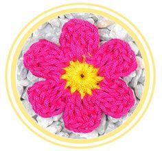 Patrones gratis de ganchillo o crochet en español. Aprende de una manera fácil a tejer bufandas, ropa para bebé, flores, corazones y más!