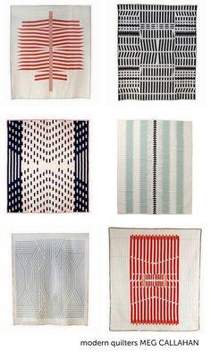 Modern Quilters: Meg Callahan
