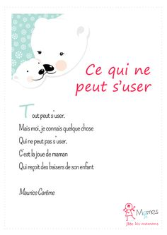 Ce-qui-ne-peut-s-user. French Poems, Journal Prompts, Stamping Up, Decir No, Father, Teddy Bear, Messages, Words, Parents
