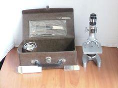 Jason Empire Microscope Deluxe 900x Zoom Model 712 #Jason