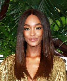 Jourdan Dunn Hairstyles and Haircuts Jourdan Dunn Long Straight Formal Hairstyle - Medium Brunette H Easy Hairstyles For Long Hair, Long Hair Cuts, Formal Hairstyles, Pretty Hairstyles, Straight Hairstyles, Braided Hairstyles, Medium Blonde Hair Color, Medium Brunette Hair, Light Blonde Hair