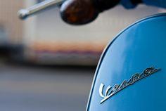 Vespa by ByronF, via Flickr
