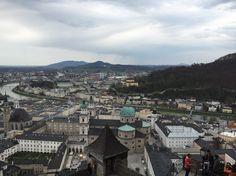 Hallo from Festung Hohensalzburg, Salzburg, Austria.