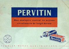 "Pervitin: During World War II, methamphetamine was sold in tablet form under the brand name Pervitin, produced by the Berlin-based Temmler pharmaceutical company. It was used extensively by all branches of the combined Wehrmacht armed forces of the Third Reich, and was popular with Luftwaffe pilots in particular, for its performance-enhancing stimulant effects and to induce extended wakefulness. Pervitin became colloquially known among the German troops as ""Stuka-Tablets"""