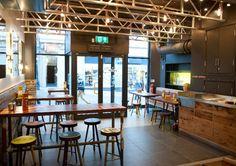 fast casual restaurant design - Google Search