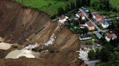 World's Biggest and Largest Landslides | yes its pavan's secrets ...