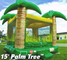 Phantom Entertainment Inflatable Party Rentals and Mechanical bulls Moon Bounce, Mechanical Bull, Pirate Birthday, Palm Trees, Things That Bounce, Entertaining, Party, Caribbean, Palm Plants