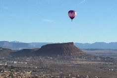 Hot air balloon unexpectedly lands in a St. George neighborhood - Good4Utah.com