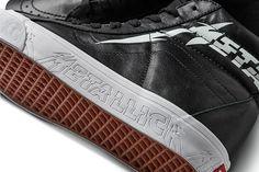 Vans i Metallica – debiut kolejnej, wspólnej kolekcji już dzisiaj!