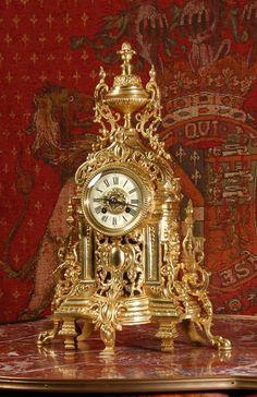 Antique ornate clocks - Bing Images