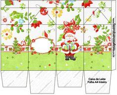 Caixa de Leite Natal