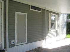 WATER HEATER ACCESS 1984 Fuqua Mobile / Manufactured Home in Fort Pierce, FL via MHVillage.com