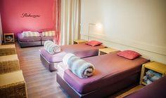 Ruheraum im Hotel Antoniushof