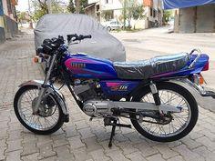 Biru sederhana Yamaha Rx 135, King Cobra, Motorcycle, Tags, Vr, Vehicles, Instagram, Motorbikes, Motorcycles