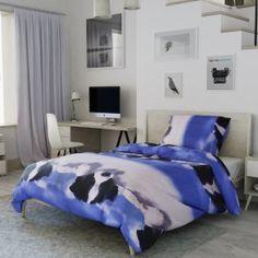 3D povlečení fotopotisk fototisk bílé modré černé pes pejsem pejsci štěně štěňata border kolie zvířata Bean Bag Chair, Bed, Furniture, Home Decor, Decoration Home, Stream Bed, Room Decor, Beanbag Chair, Home Furnishings