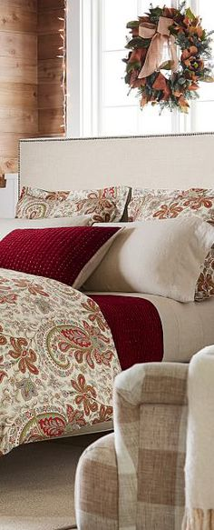 Paisley Bedding Collection