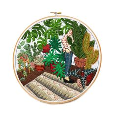 Past Work — Sarah K. Benning Contemporary Embroidery