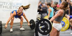 21 yr old Brooke Wells is the 6th fittest woman in the world & an impressive & inspiring young Crossfitter. How can she help you become a better athlete?