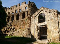 Monterano Vecchia-Chiesa di S. Rocca e Palazzo Ruspoli