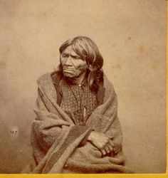 Wah Bo Jeeg, (White Fisher) Chief Gull Lake Band Chipewas