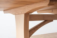 Dimminsdale dining table handmade to bespoke specifications by Orpago Handmade Table, Dining Tables, Bespoke, Loom, British, Interiors, Interior Design, Chair, Furniture