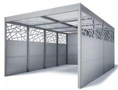 Loft, Inspiration, Furniture, Vehicle, Home Decor, Garage Ideas, Courtyards, Offices, Modern Carport