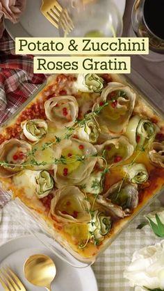 Vegetable Recipes, Beef Recipes, Vegetarian Recipes, Cooking Recipes, Jam Recipes, Zucchini, Zuchinni Recipes, I Love Food, Good Food
