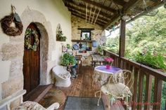 House for sale in Nontron, France : Lussas (24) - For Sale: Delightful property in tranquil setting with gîtes, swimm...