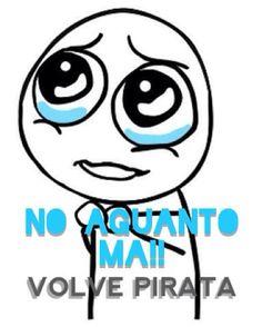 NO AGUANTO MA!! VOLVE PIRATA - #belgrano
