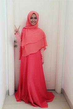 Niqab, Hijab Fashion, Salmon, Texture, Cover, Pictures, Dresses, Style, Surface Finish