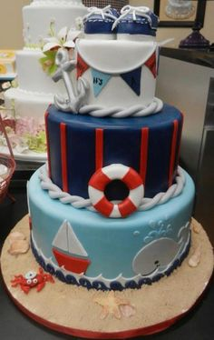 Source : Carlo's Bakery-Boy Shower!