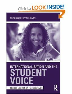 Buy Internationalisation and the Student Voice: Higher Education Perspectives by Elspeth Jones and Read this Book on Kobo's Free Apps. Discover Kobo's Vast Collection of Ebooks and Audiobooks Today - Over 4 Million Titles! Teacher Education, Primary Education, Higher Education, School Leadership, Educational Leadership, What Is Youth, Perspective, Student Voice, Inclusive Education