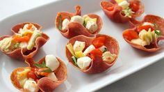 ANTIPASTI BITES Five ingredients and 20 minutes is all it takes to make this party-perfect appetizer.